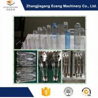 Buy cheap Stable Temperature Heating Bottle Blow Molding Machine With Stretching System from wholesalers