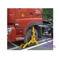 Buy cheap Anti Theft Steel Atv 120CM Truck Wheel Lock Clamp from wholesalers
