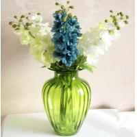 Buy cheap Ready Sale Artificial Faux Home Decor Silk Real Touch Violet Flower from wholesalers