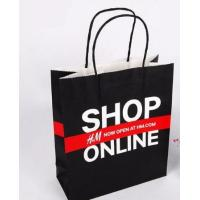Buy cheap Colored Recycled Clothing Paper Bags For Shopping Custom Logo Accepted from wholesalers