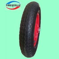 Buy cheap Rubber Wheel (4.00-8) from wholesalers