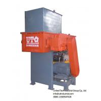Buy cheap single shaft shredder / solid waste solved / one rotor crusher / 2 engines shredder for waste crushing and recycling from wholesalers