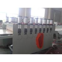 Buy cheap 2450mm Wide PVC WPC Foam Board Making Machine With PLC Automatic Control from wholesalers