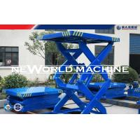 Buy cheap SJG Fixed Hydraulic Lifting Platforms / Hydraulic Vertical Platform Lift from wholesalers