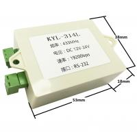 Buy cheap Multi Way RS232 Wireless Transmitter Receiver / 470MHz Long Distance RF Transceiver from wholesalers