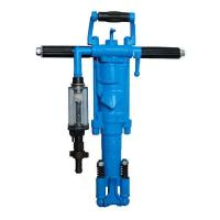 Buy cheap Wet Drilling Jack Hammer Pneumatic Rock Drilling , Hand Held Rock Drill from wholesalers