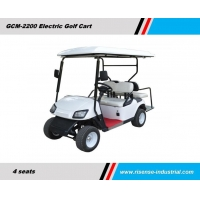 Buy cheap Electric golf scooter with four seats/ Mini electric golf trolley hot sales to America from wholesalers