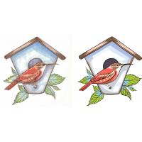 Buy cheap Vector art for bird's nest and house 5 service for your team logo, Uniforms from wholesalers