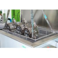 Buy cheap Ultrasonic Motorcycles Engine Cleaning Machine Removes Oil Grease Rust Dirty from wholesalers