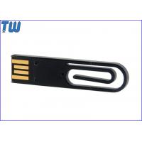 Buy cheap Mini Portable Paper Clip Usb Flash Memory 8GB 16GB Stroage for Business Promotion from wholesalers