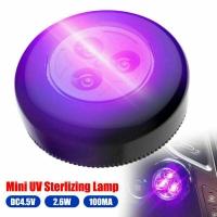 Buy cheap Amazon hot sale UV light sanitizer portable mini led germicidal disinfection lamp for travel home office car from wholesalers