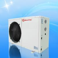 Buy cheap Industrial Electric Air Source Heat Pump Anti Freeze For Heating Cooling & Hot Water product