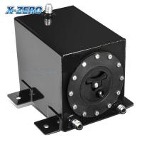 Buy cheap Black Coated Racing Fuel Cell , Customized Race Car 1 Gallon Fuel Cell Tank from wholesalers