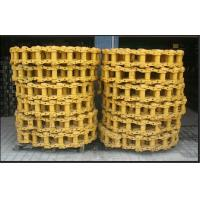 Buy cheap Excavator Track Chain excavator Link Assembly from wholesalers