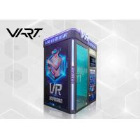 Buy cheap Coin Operated / Self - service Virtual Reality Gaming Room for Game Center from wholesalers