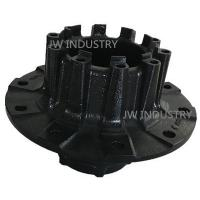 Buy cheap Customized Wheel hub Iron casting for Automobile, truck trailer from wholesalers