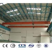 Buy cheap Indoor Shop Low Clearance Bridge Crane with Hoist Trolley from wholesalers