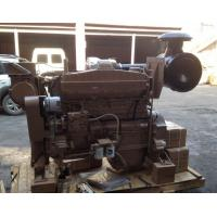 Buy cheap Commercial 1800 RPM Diesel Generator 261KW / 350HP Propulsion Marine Engine from wholesalers
