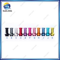 Buy cheap Sailing Aluminum T2 Drip Tip Regular Type For Clearomizer from wholesalers