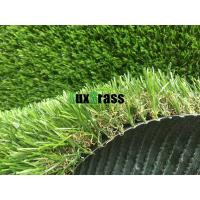 Buy cheap Artificial Turf For School  High Resilience / Skid Resistant Landscaping Synthetic Grass With 12500 Dtex from wholesalers