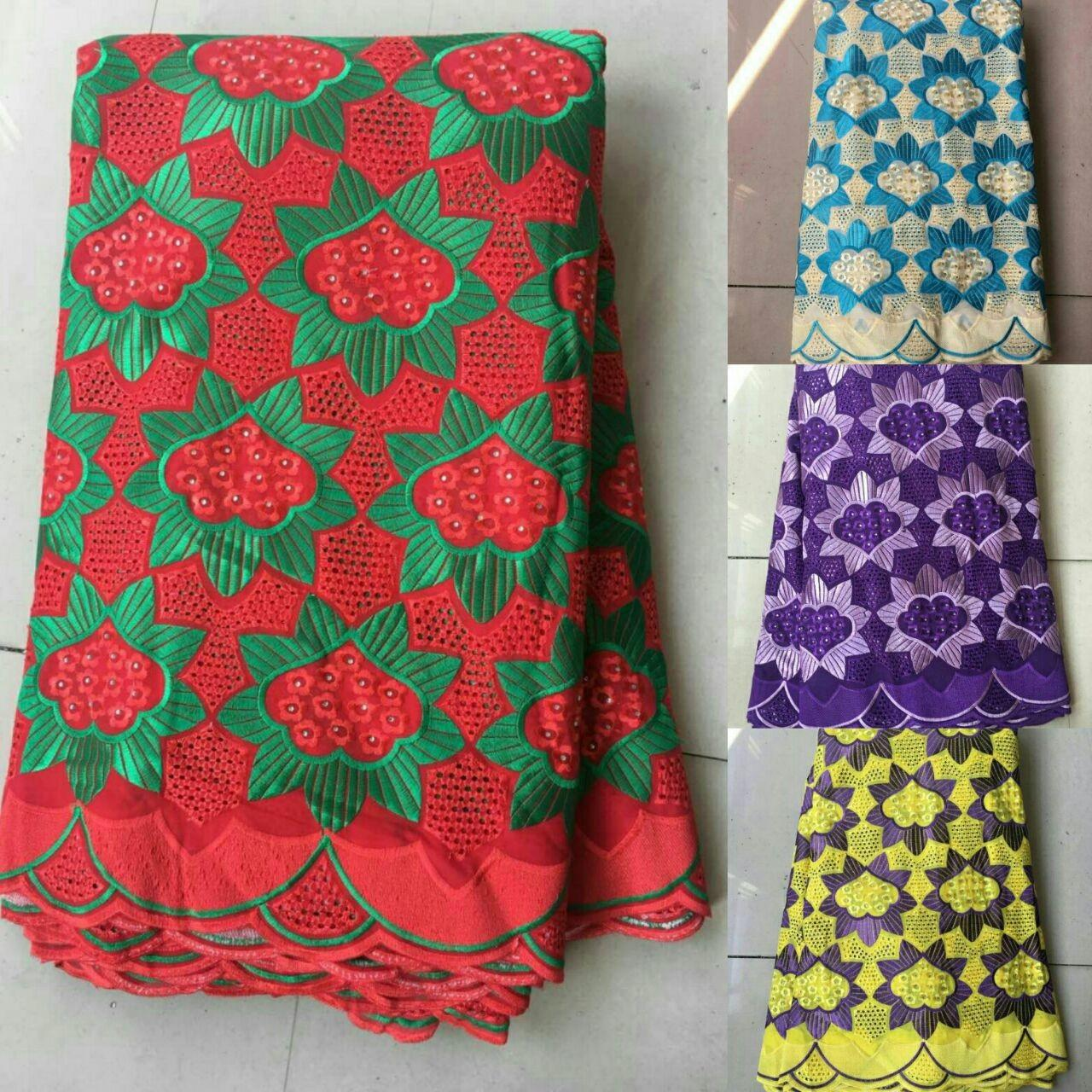 Buy cheap Royal blue flower white lace embroidery natural polish lace fabric for many uses from wholesalers