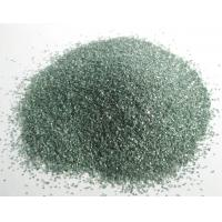 Buy cheap Green silicon carbide for abrasive from wholesalers