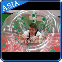 Buy cheap 1.0mm TPU Soccer bubble for sale , Human soccer bubble , Bubble ball soccer from wholesalers