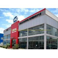 Buy cheap Wide Span Bolte Steel Frame Structure Pre Construction Building For Warehouse from wholesalers