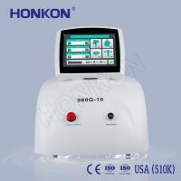 Buy cheap 980Nm Diode Laser Face Vein Removal Machine Portable Blood Vessel Removal Machine from wholesalers