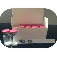 Buy cheap Freeze Dried Growth Hormone Peptides Peg Mgf Mechano Growth Factor 2mg / vial from wholesalers