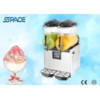 Buy cheap 220V Commercial Slush Machine Frozen Drink Maker With 2 Tank Single Phase from wholesalers