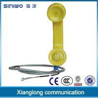 Buy cheap High Quality Hotel Industrial Telephone /Hotel ordered telephone/industrial telephone/Telephone Handset A14 from wholesalers