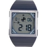 Buy cheap Square Digital Self Calibrating Watches / Water Resistant Watch For Men from wholesalers