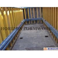 Buy cheap Push Pull Brace Climbing Scaffolding SystemTailored Beams To Support Wall Form product