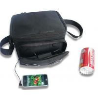 Buy cheap portable Cooler bag with speakers for MP3/ipod/mobilephone/Iphone   from wholesalers