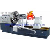 Buy cheap Large - Diameter CNC Horizontal Lathe For Idustrial / Rubber / Mine Machinery from wholesalers