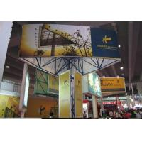 Buy cheap Display Advertising Steel Structure Billboard Outside , Painted Steel Structure from wholesalers