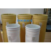 Buy cheap Cement Kiln Dust Filters, P84 Filter Bag For  Asphalt Factory, Cement Kiln, Fluid Boiler from wholesalers