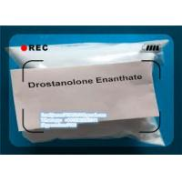 Buy cheap Raw Anabolic Steroids Drostanolone Enanthate For Safety Bodybuilding CAS 472-61-145 from wholesalers
