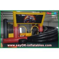 Buy cheap 5 X 8m Inflatable Jumping Boucer Castles Inflatable Water Slide Combia from wholesalers