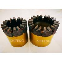 Buy cheap Diamond core drill bit for hardest rock:  HRC 5 geological drilling impregnated from wholesalers