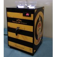 Buy cheap Compressor Cooled refrigerated liquor dispenser With Two Bottle Inner Tank from wholesalers