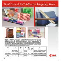 Buy cheap shelfliner  & self adhesive wrapping sheet from wholesalers