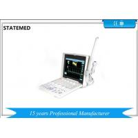 Buy cheap Portable Ecografo Color Doppler Ultrasound Machine , Portable Echo Ultrasound Scanner from wholesalers