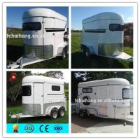 Buy cheap Cheap 2 horse trailer,horse and carriage trailer,float supplier from wholesalers