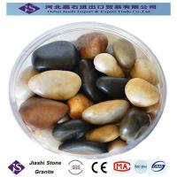 Buy cheap Natural Colorful Cobble & Pebble Stone, Cobblestones for Sale from wholesalers