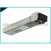 China LC Multimode Fiber Optic Transceiver Cisco 10GBASE-SR SFP+ Module 300 Meters on sale