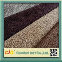 Buy cheap Health Chairs Sofa Upholstery Fabric , Purple Upholstery Fabric product