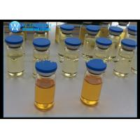 Buy cheap Muscle Mass Semi Finished Bodybuilding Steroids Oil Test Cypionate / Test Cyp 250mg from wholesalers
