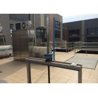 Buy cheap Eco Friendly UV Disinfection Equipment High Efficiency For Waste Water Treatment from wholesalers